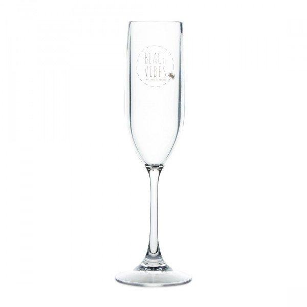 "Rivièra Maison Sektglas ""Beach Vibes Champagne Glass"""