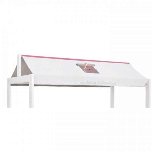 """LIFETIME Kidsrooms Stoffdach """"wild child"""" für das """"4-in-1-Kombinationsbett mit Dachkonstruktion"""""""