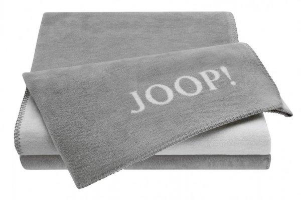 "JOOP! Wohndecke ""Uni-Doubleface"""