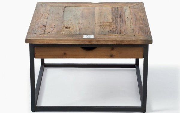 """Rivièra Maison Beistelltisch/Couchtisch """"Shelter Island Coffee Table"""" 60 x 60 cm"""