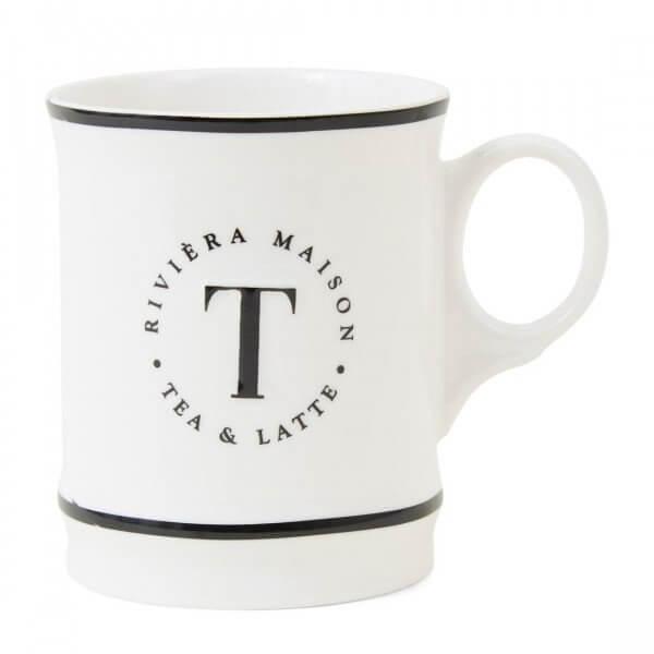 "Rivièra Maison Tee- und Kaffeebecher ""RM1948 Tea Mug"""