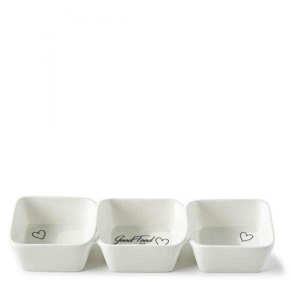 "Rivièra Maison Porzellanschale ""Good Food Bowl"""