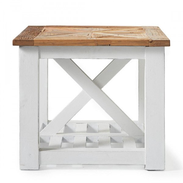"Rivièra Maison Beistelltisch ""Chateau End Table 60 x 60 cm"""