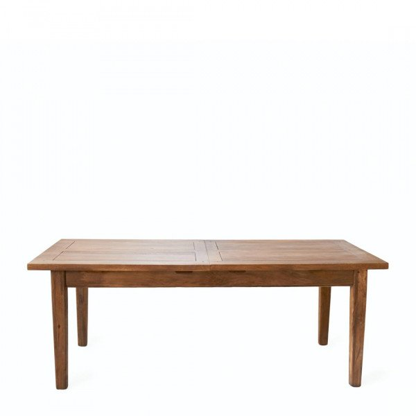 """Rivièra Maison Esstisch """"Beacon Hill Dining Table extendable French Grey"""""""