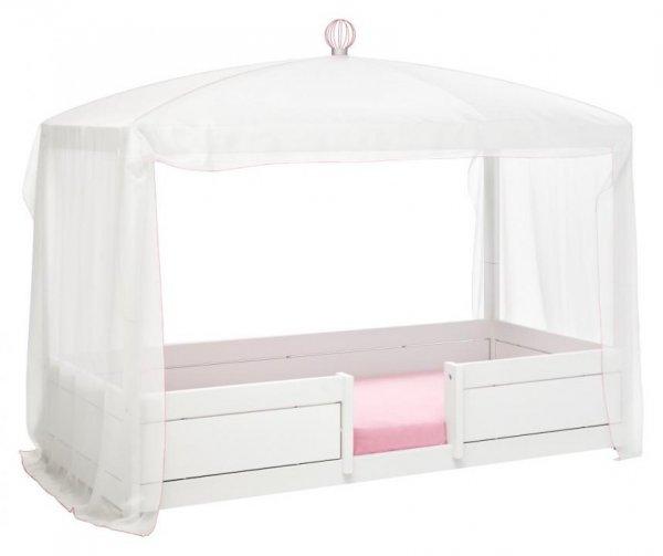 """LIFETIME Kidsrooms Betthimmel """"White/Pink"""" für das 4-in-1-Kombinationsbett"""