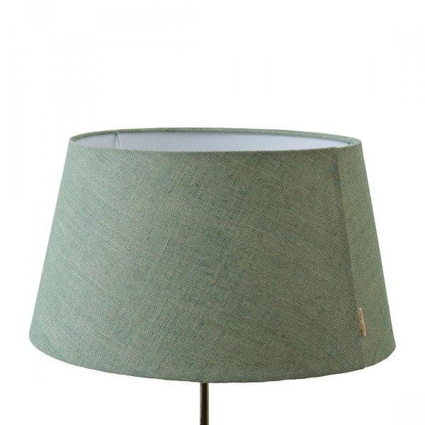 "Rivìèra Maison Lampenschirm ""Loveable Linen Lampshade green 35 x 45 cm"""
