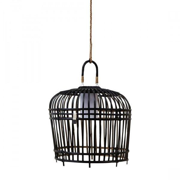 "Rivìèra Maison Hängelampe ""San Carlos Lamp Black M"""