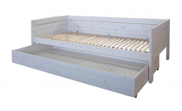 LIFETIME Kidsrooms Basisbett mit Schublade und Ablage - Ausstellungsstück
